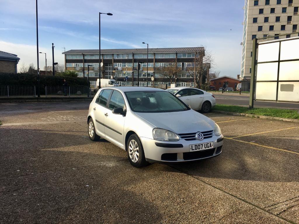 2007 Volkswagen Golf 1 9 Tdi Warranted Mileage Silver Sel 5 Doors Mot Cars