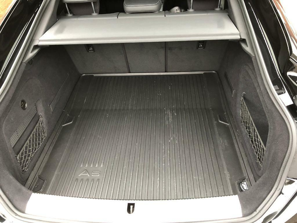Audi A5 Rubber Boot Matt In Luton Bedfordshire Gumtree