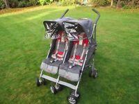 Maclaren Double Buggy for sale
