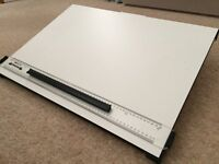 A2 professional drawing board with accessories