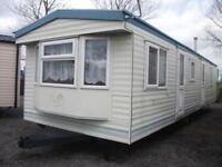 CHEAP static caravan for sale/8 BERTH/DOUBLE GLAZING/luxury leisure park/golf/lakes/entertainment