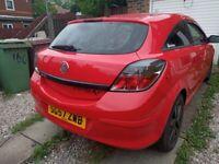 Vauxhall, ASTRA, Hatchback, 2007, Manual, 1364 (cc), 3 doors