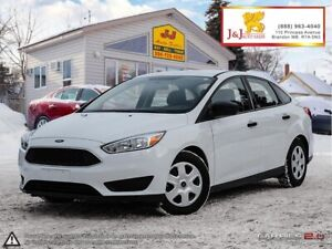 2015 Ford Focus S 5Speed, A/C