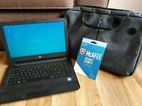 HP 15.6 inch Intel Celeron, 4GB Ram 1TB HDD Laptop