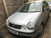 Volkswagen Polo 1.2 spares or repair