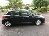 2007 Peugeot 207 1.6 hdi diesel ,,,,,,, £30 year road tax