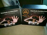 Firefly reality smartphone headsets X2 £20 the pair