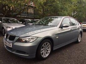 56 plate - BMW 320D - One year mot - low milleage - full service history - rear parking sensors