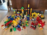 Lego Duplo. Loads of it.
