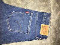 Women's Slimming Skinny fit Levi jeans