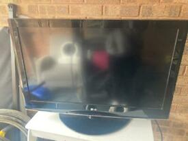 "LG TV 37"""