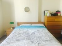 Lovely Large size bed with good mattress (Clifton area)