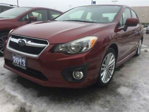 2013 Subaru Impreza 4Dr Sport Pkg at Sunroof,Cloth,H.Seats,B.Too