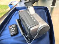 Canon Camcorder and Case