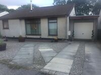 3 bed detached bungalow for sale Invergordon
