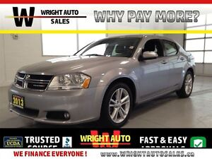 2013 Dodge Avenger SXT| CRUISE CONTROL| HEATED SEATS| A/C| 96,12