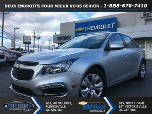 2016 Chevrolet Cruze LT + TURBO + EXCELLENTE CONDITION