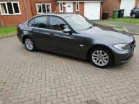 BMW 320D 2.0LTR GREY, LEATHER SEATS, IMMACULATE!