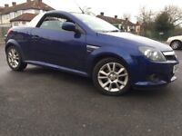 2005 VAUXHALL TIGRA CONVERTIBLE 1.4L WITH MOT DRIVES LIKE A DREAM