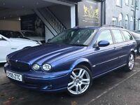 2005 Jaguar X-Type 2.5 V6 Sport Premium (AWD) 5dr FULL SERVICE - 12 MONTHS MOT