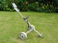 Golf bag trolley