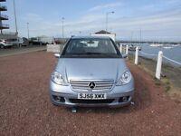 2006/56 reg Mercedes-Benz A Class 1.5 A150 1 Year Mot