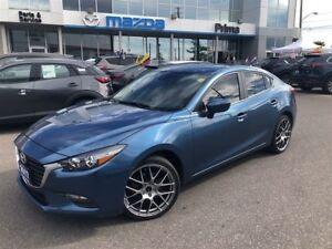 2017 Mazda Mazda3 UPGRADED WHEELS, REAR VIEW CAMERA, GREAT VALUE