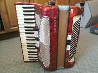 Hohner Verdi 3 120 Bass Piano Accordion