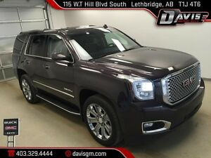 Used 2015 GMC Yukon 4WD Denali-REAR DVD,HEATED & COOLED LEATHER