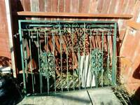 Steel gates for sale
