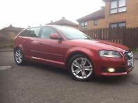 59 Audi A3 1.9 TDI eSport Sported back 1YEARS MOT