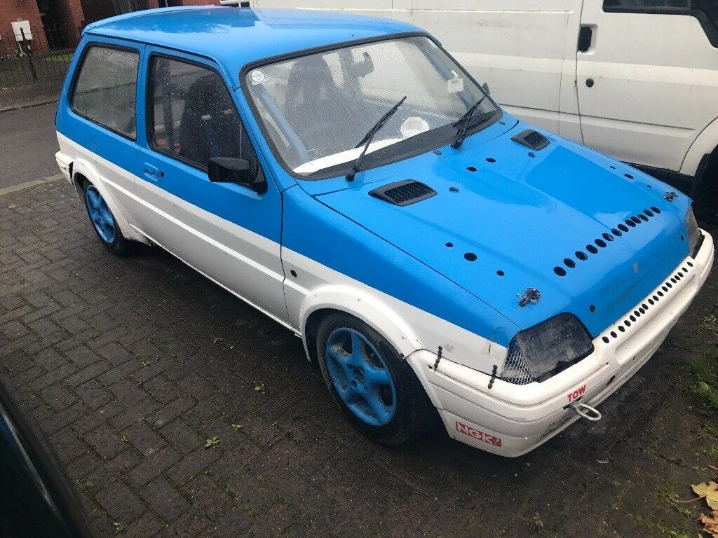 Rover metro rally car track car | in Belfast City Centre, Belfast ...