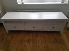 Hemnes Ikea tv cabinet