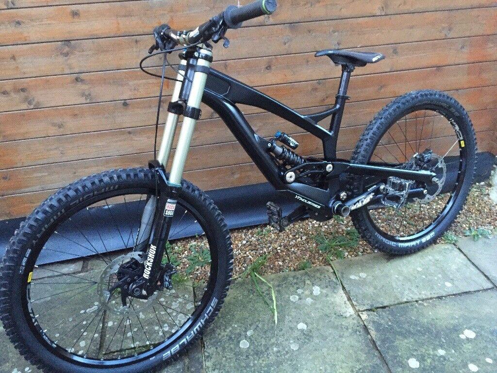 fc9bf782bea 2014 YT Tues downhill bike | in Littlehampton, West Sussex | Gumtree