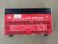 Calira EVS 3020 Charger with D+Auto 20A 14.4V 288W