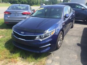 2016 Kia Optima LX ECO Turbo SAVE $8500 - $79 weekly OAC