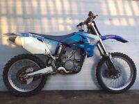 Yamaha YZF 250 YZ250F