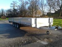 Graham Edwards Trailer ( not Ifor Williams ) Offers.