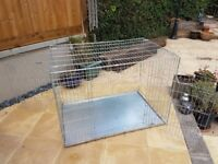 Elli-Bo XL collapsible dog crate