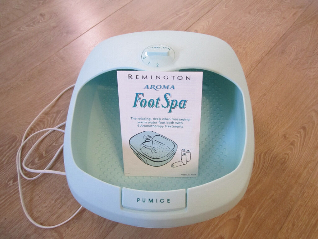 Remington foot spa in Andover Hampshire Gumtree : 86 from www.gumtree.com size 1024 x 768 jpeg 104kB