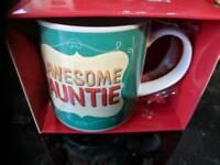 Awesome Auntie mug