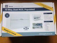 10 Way BG Electrical Consumer Unit