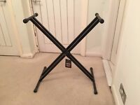 Stagg KXS-A6 Dual X Keyboard Stand - vgc