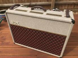 Ltd edition 1990 Vox AC30 complete with cert and tags