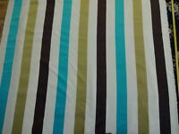 STRIPED FABRIC SUITABLE FOR HOME FURNISHINGS