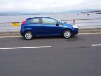 SOLD SOLD Fiat Grande Punto,2007,one years mot,52000 miles