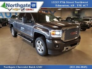 2015 GMC SIERRA 2500HD Denali, Diesel, DEF Delete, Loaded, Leath