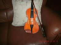 small childs violin