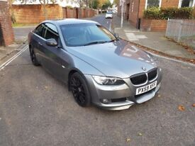 BMW E92 320i SE 2009 | New Engine Fitted by BMW | Full Service History | Space Grey +Black Interior