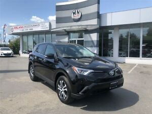 2016 Toyota RAV4 LE AWD Only 60,000Km Low Payments Available